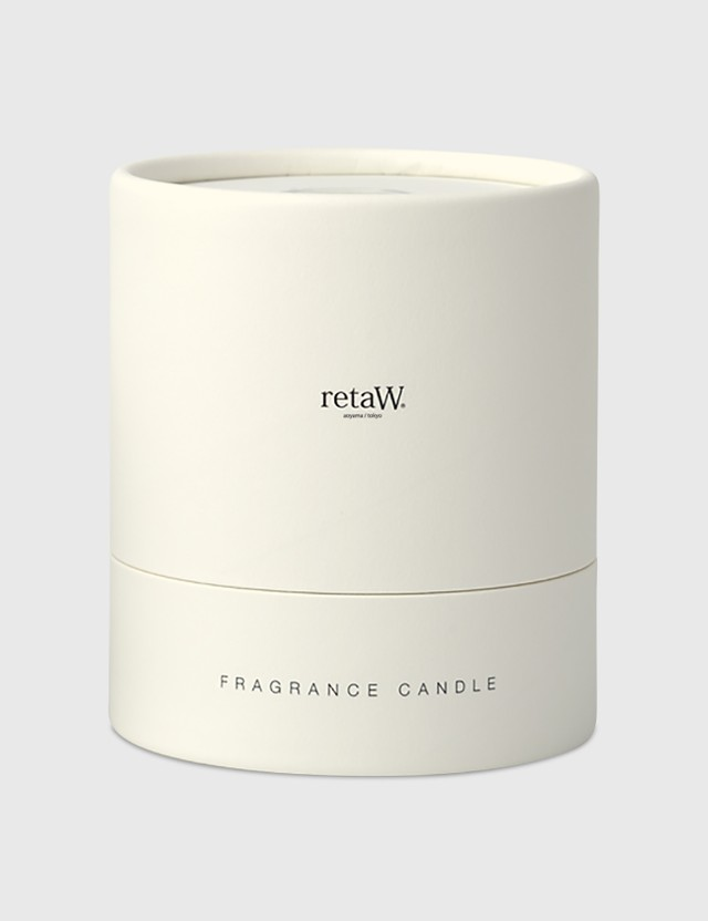 Retaw ALLEN* Black Fragrance Candle Black Unisex