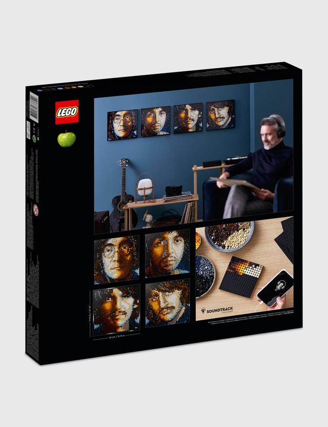 LEGO The Beatles Black Unisex