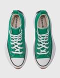 Converse Run Star Hike Court Green/white/gum Women