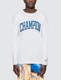Champion Japan Arch Logo L/S T-Shirt Picutre