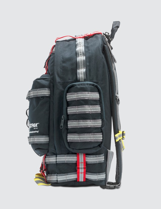 White Mountaineering WM x Eastpak Reflective Taped Large Backpack