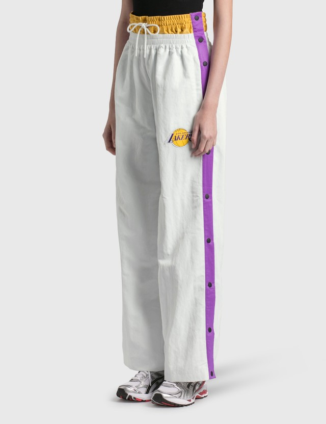 Nike Nike X Ambush Los Angeles Lakers Tearaway Pants Summit White Women