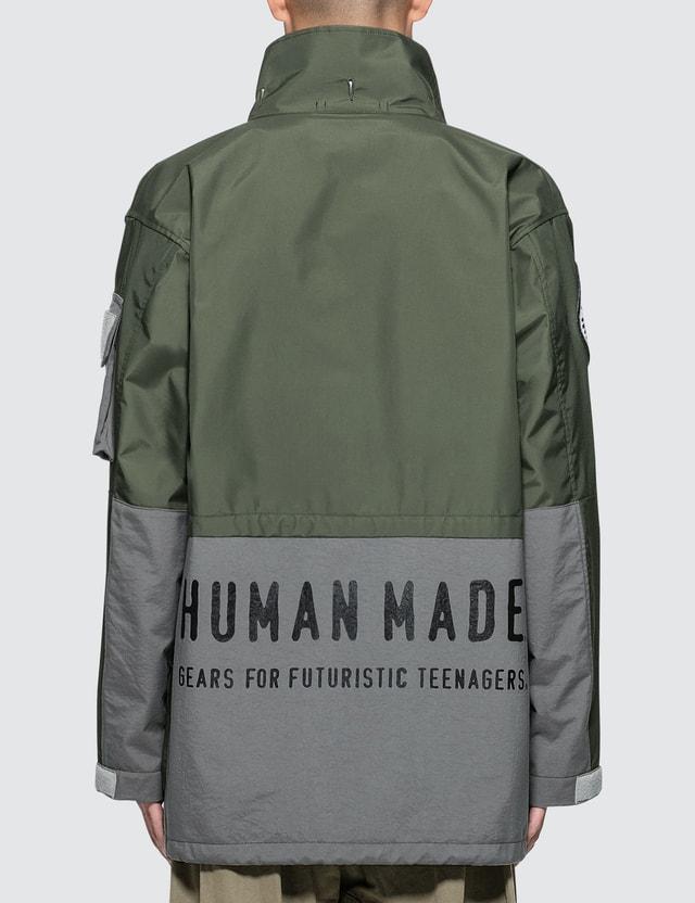 Human Made Military Rain Jacket