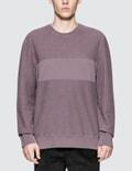 Très Bien Panel Sweatshirt Picture