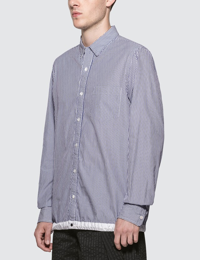 Sacai Allover Stripes Shirt