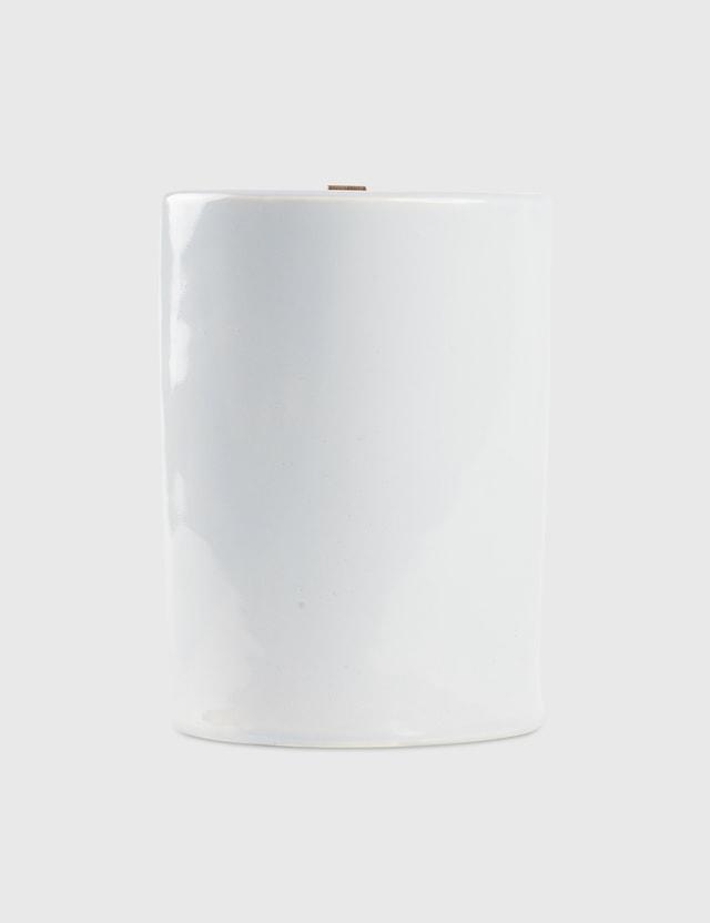 Crosby Studios Blue Candle Collection Ceramic Medium Grey Unisex