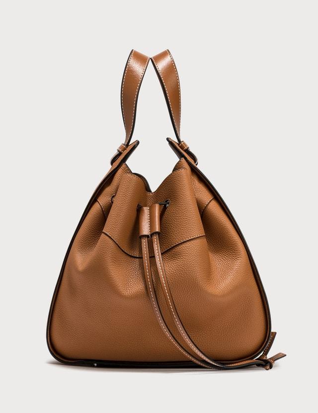Loewe Hammock Drawstring Medium Bag