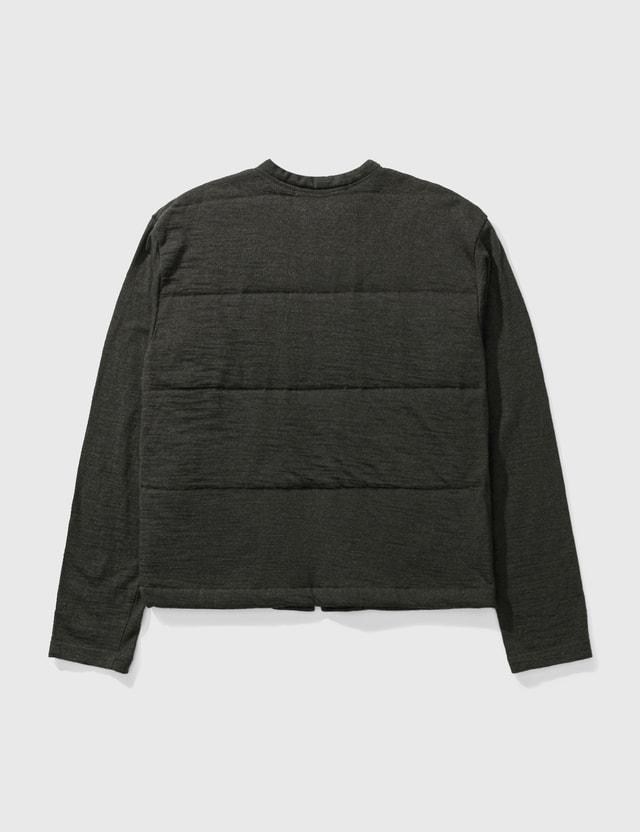 Comme des Garçons Shirt Comme Des Garçons Shirt Cotton Zip Up Jacket Black Archives