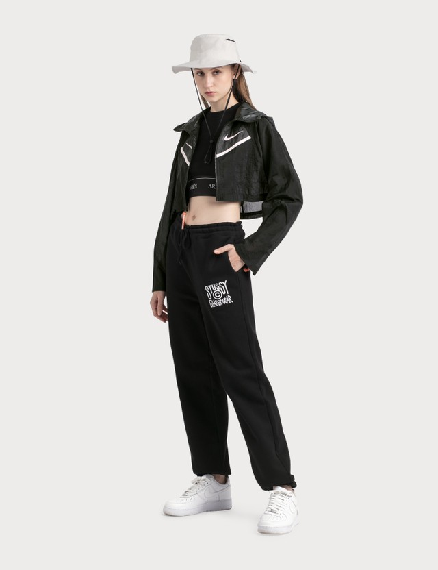Nike Nike Woven Jacket Black/dkskgy/(lt Smoke Grey) Women
