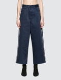 MadeMe Wide Leg Work Pants Picture