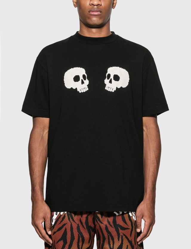 Palm Angels Skulls T-Shirt