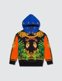 Versace Safari Print Hoodie
