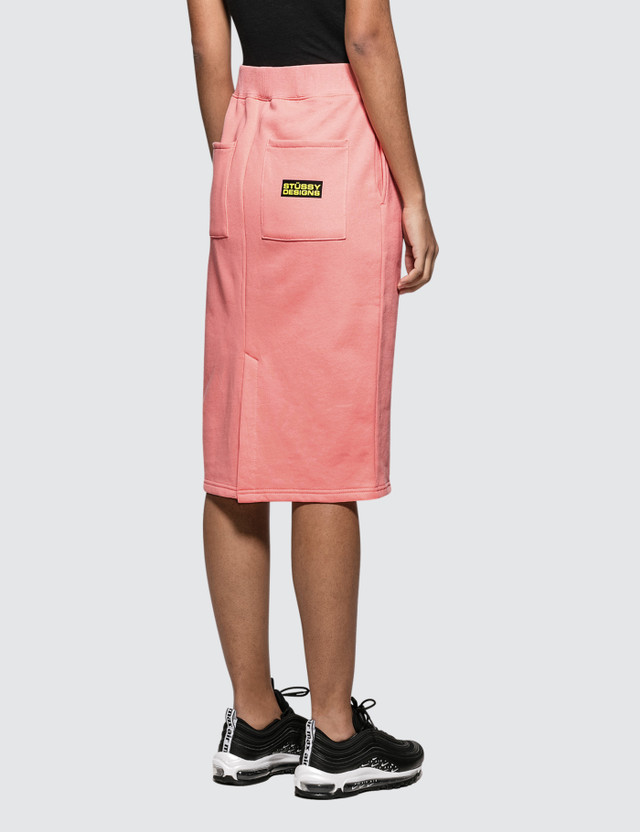 Stussy Margo Fleece Skirt