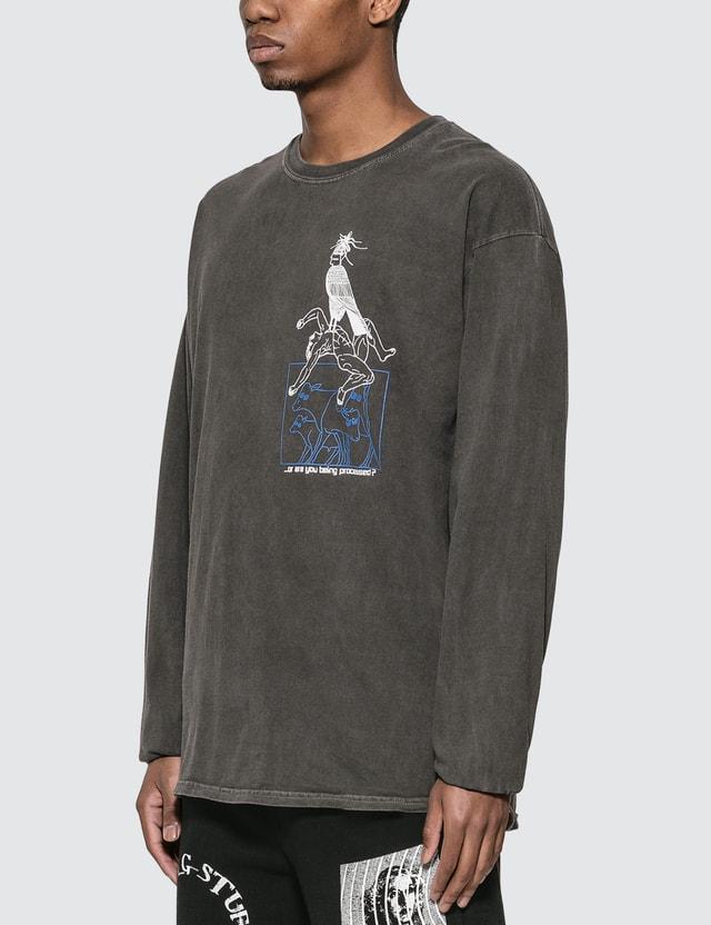 Brain Dead Small Animals Long Sleeve T-shirt