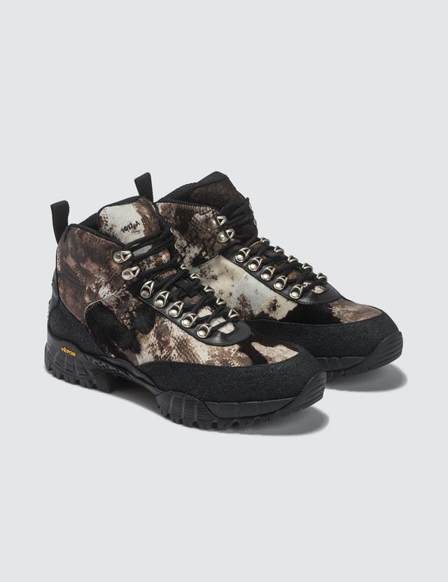 1017 ALYX 9SM Camo Pony Hiking Boots