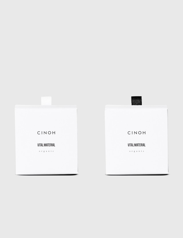 Vital Material VITAL MATERIAL x CINOH Soy Wax Candle Set Clear Unisex