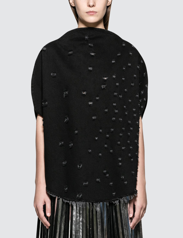 MM6 Maison Margiela Rounded Shirt