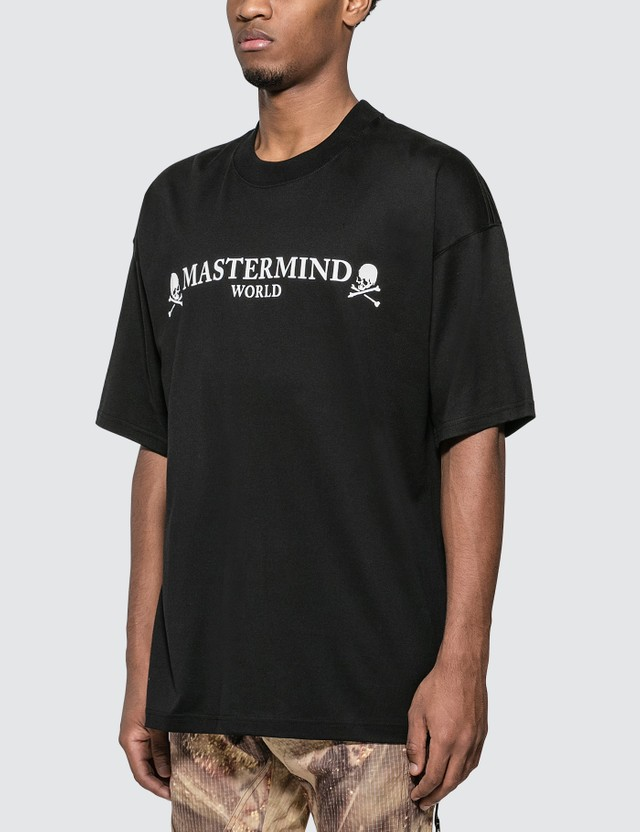 Mastermind World Logo Print T-Shirt