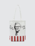 Human Made Human Made x KFC Screened Tote Bag Picutre