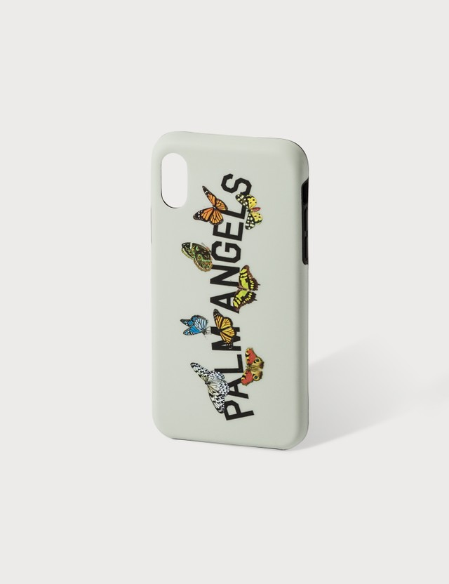 Palm Angels Butterfly College iPhone Case Xs