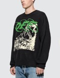 Off-White Ruined Factory Knit Sweater