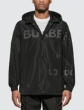Burberry Horseferry Print Jacket With Removable Hood 사진