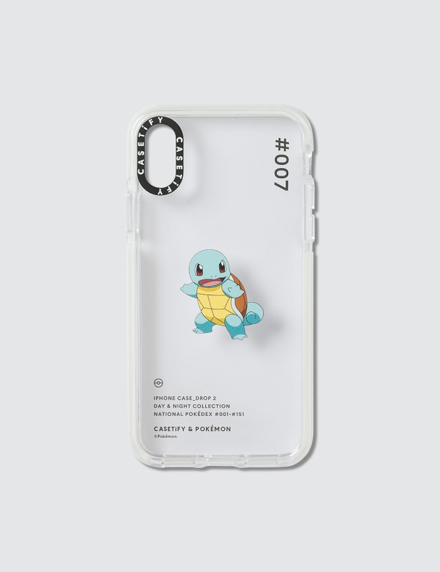 Casetify Squirtle 007 Pokédex Day Iphone X/XS Case