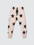 NUNUNU Star Baggy Pants Picutre