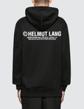 Helmut Lang London Taxi Hoodie Picture