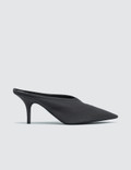 Yeezy Season 6 Women's Mule Pump In Stretch Canavs 70mm Picture