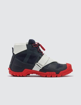 Nike Nike SFB Mountain x Undercover Dark Obsidian/University Red Boot Picutre