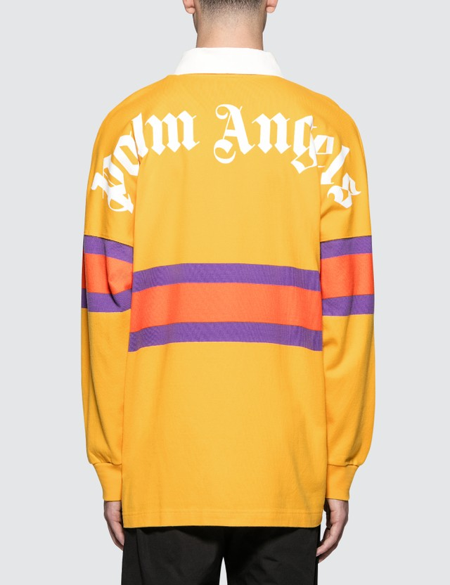 Palm Angels Logo Over Polo