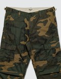 Carhartt Work In Progress Aviation Pants Camo Laurel Men