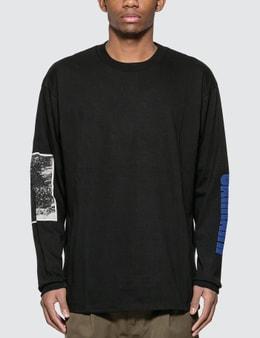 Carhartt Work In Progress Deep Space Long Sleeve T-Shirt