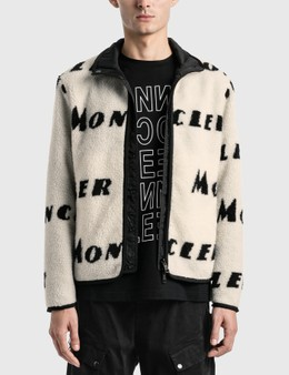 Moncler Reversible Fleece Jacket
