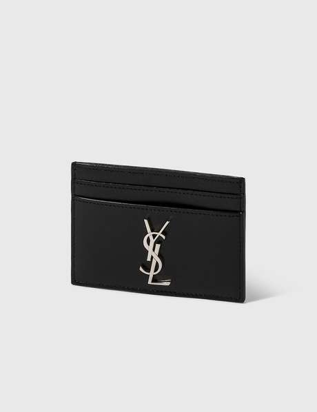 생 로랑 Saint Laurent Monogram Card Holder
