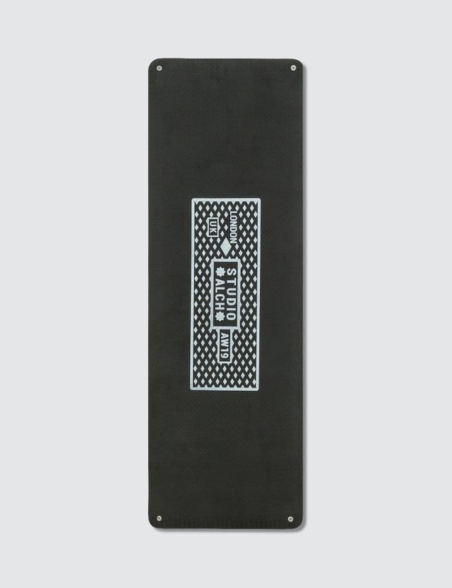ALCH Yoga Mat With Logo