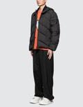 Prada Down Hooded Puffer Jacket