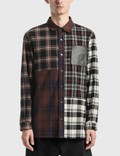 Loewe Check Patchwork Shirt Picture