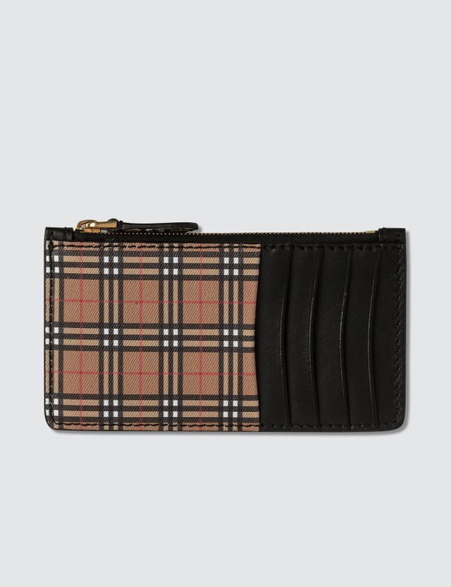 Burberry Zip Card Hodler