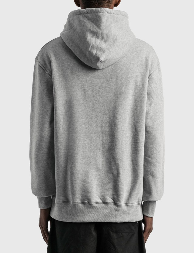 Victoria Orchid Hoodie Light Heather Grey Men
