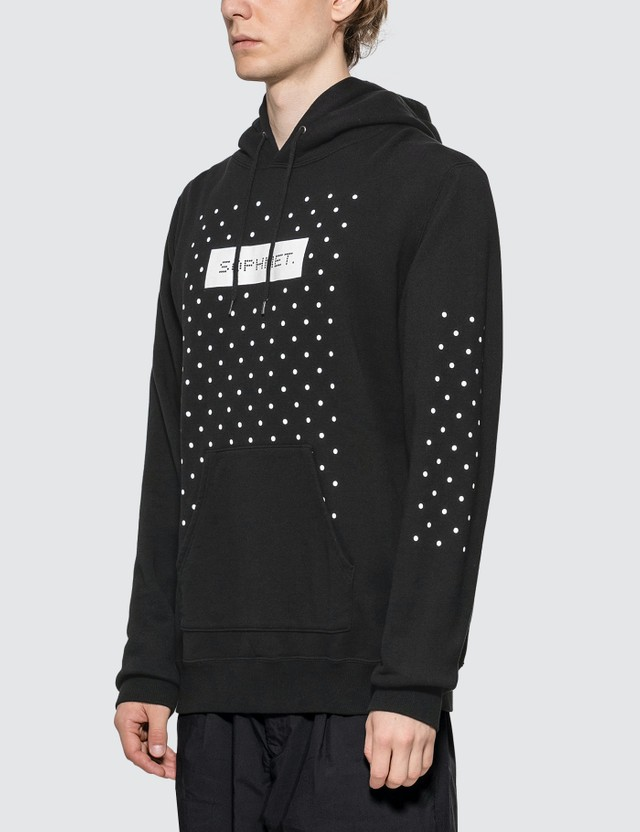 SOPHNET. Authentic Logo Dot Hoodie
