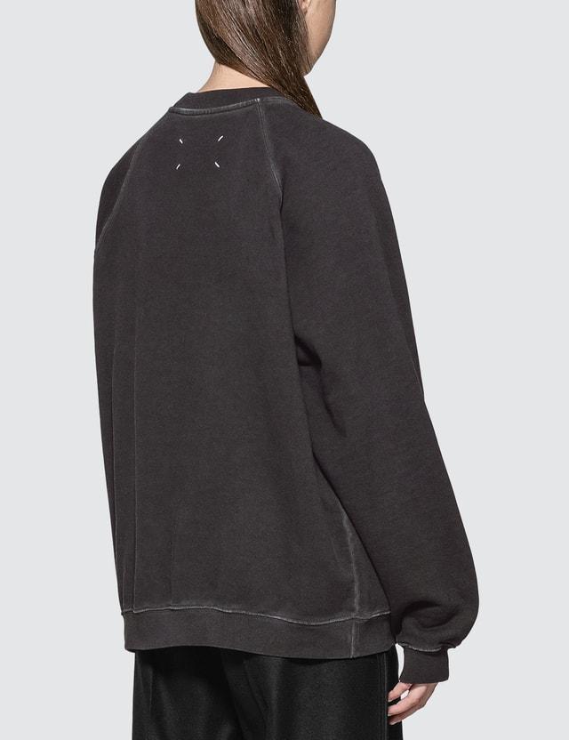 Maison Margiela Signature Stitch Sweatshirt