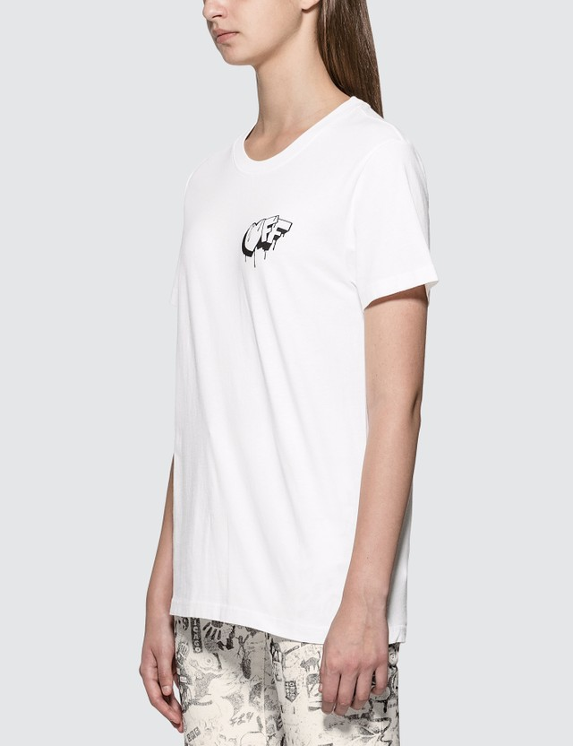 Off-White Markers Casual T-shirt