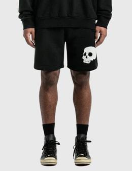 Palm Angels Skull Shorts