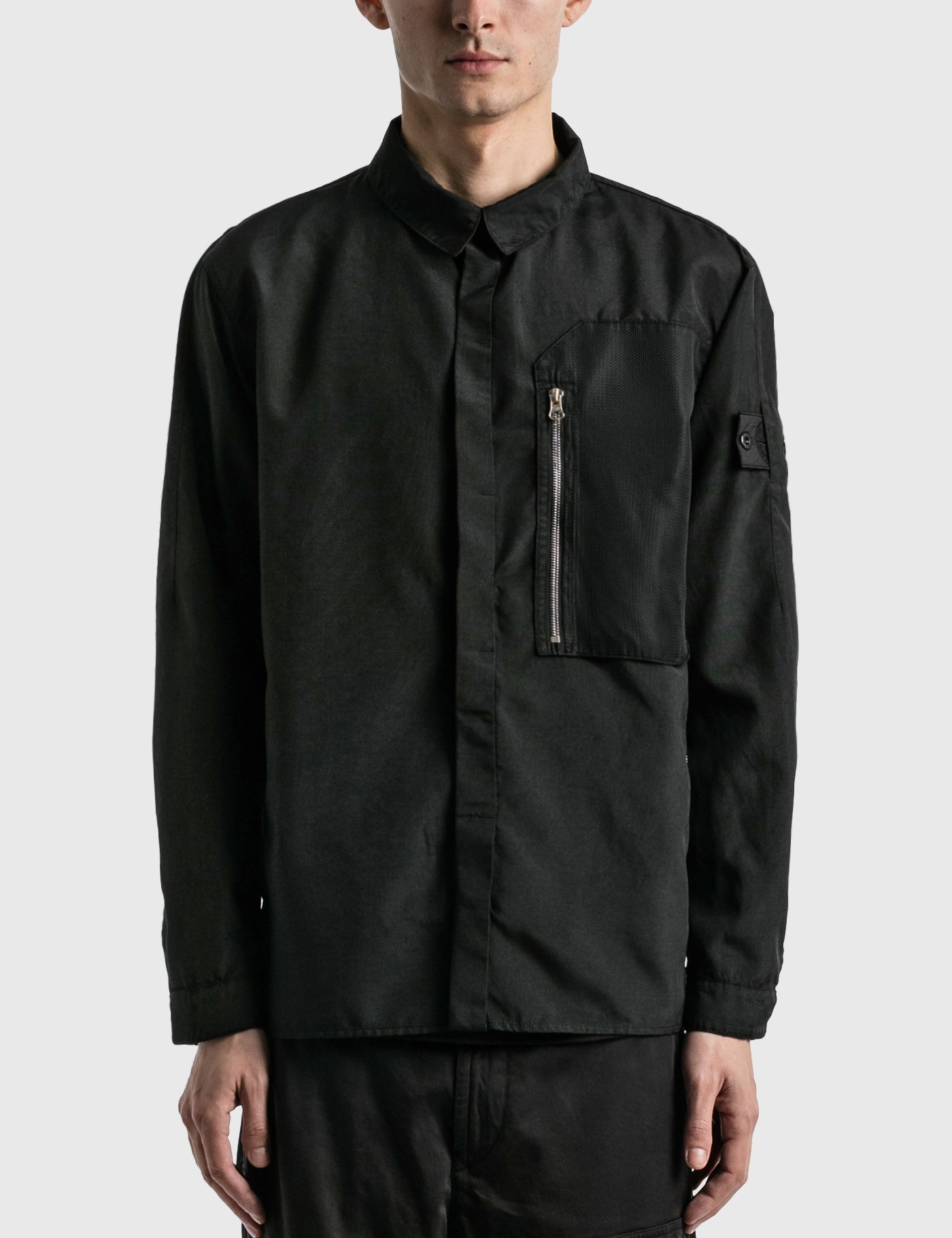 Stone Island Shadow Project Clothing VENTED OVERSHIRT
