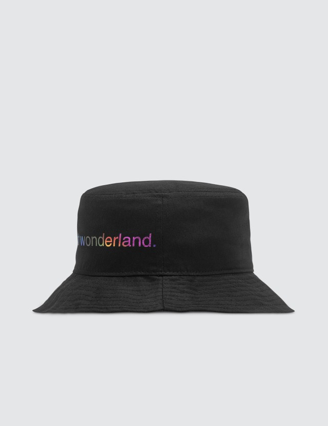 Fuck Art, Make Tees This Is Not Wonderland. Bucket Hat