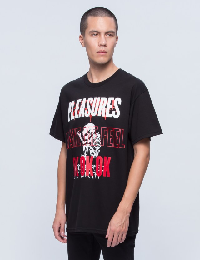 Okokok Pleasures X OKOKOK T-Shirt