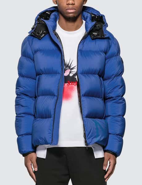 몽클레어 Moncler Removable Hood Nylon Down Jacket