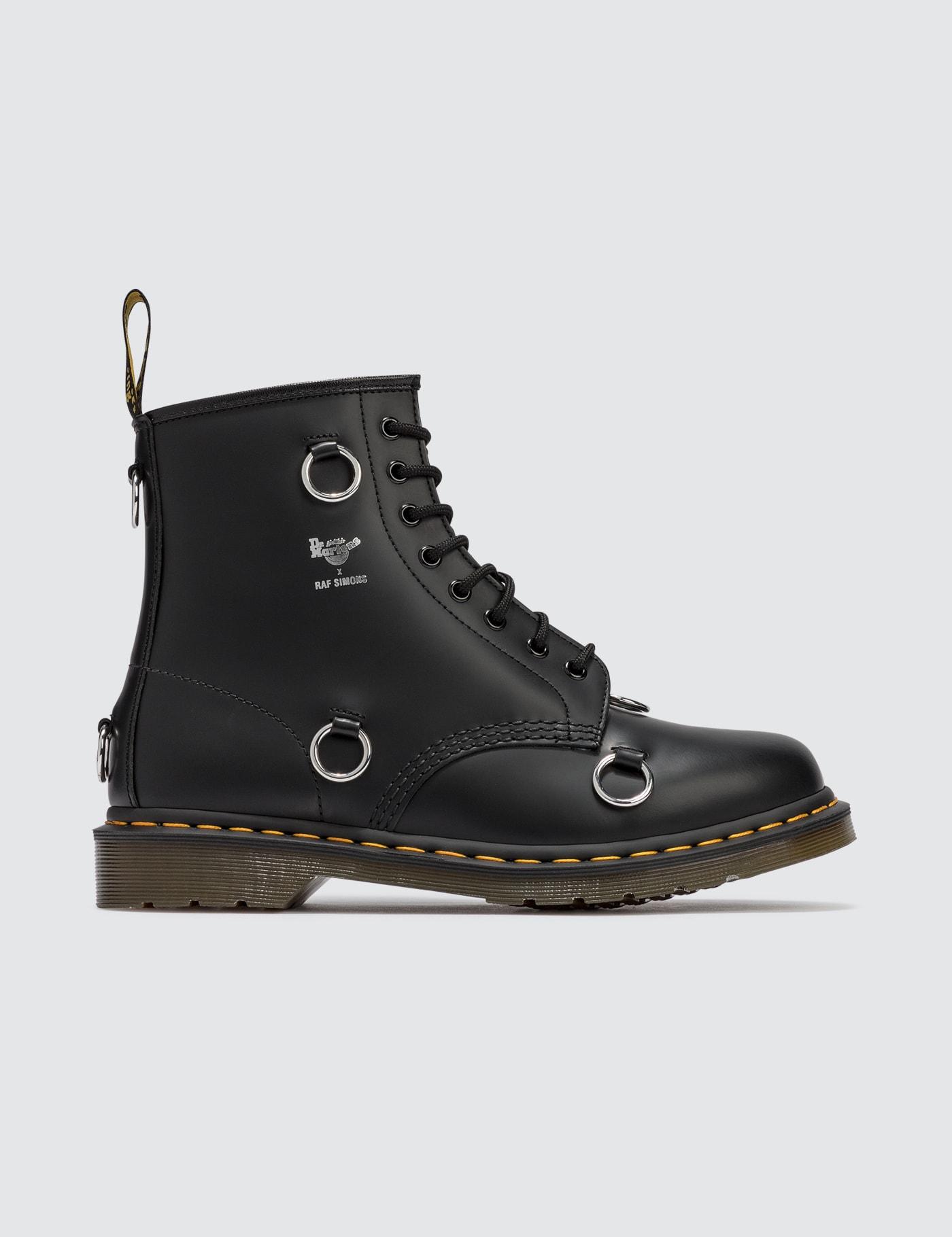 Dr. Martens X Raf Simons 1460 Boots